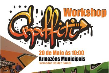 Workshop de Graffiti